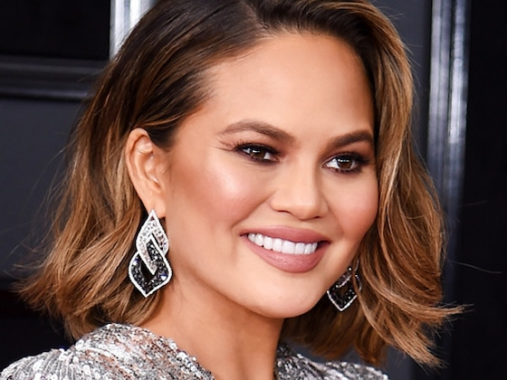 Chrissy Teigen Accidentally Posted Her Email Address and Got Swarmed With FaceTime Calls