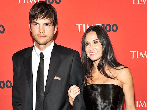 "Demi Moore ""Lost"" Herself After Ashton Kutcher Split"