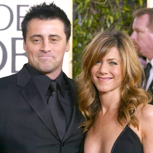 Matt Leblanc, Jennifer Aniston