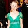 Saoirse Ronan, Stars' First Oscars