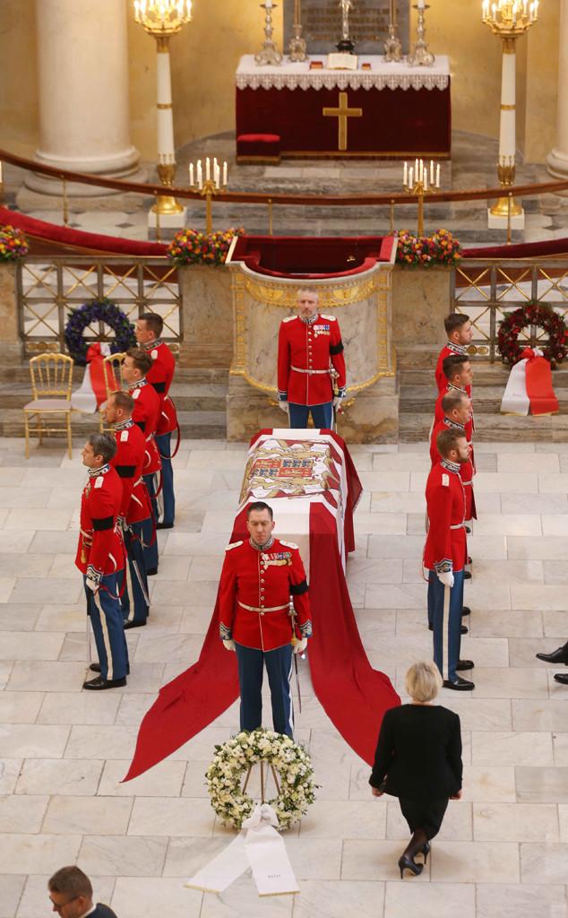 Prince Henrik Funeral