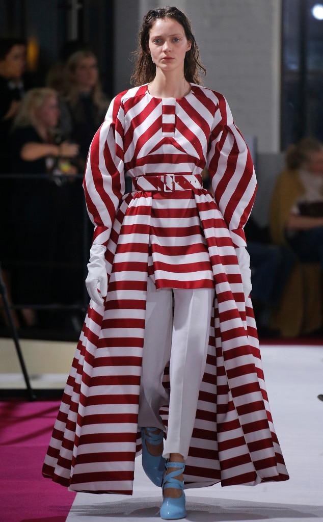 London Fashion: Emilia Wickstead From Best Looks From London Fashion Week