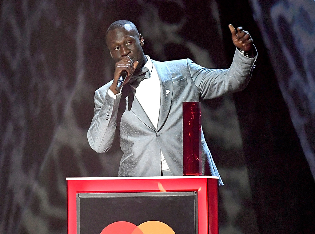 Stormzy, 2018 Brit Awards, winners