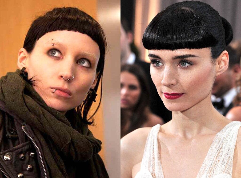 Rooney Mara, Oscar Transformations