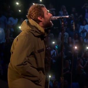 Liam Gallagher, Brit Awards, 2018 Brit Awards