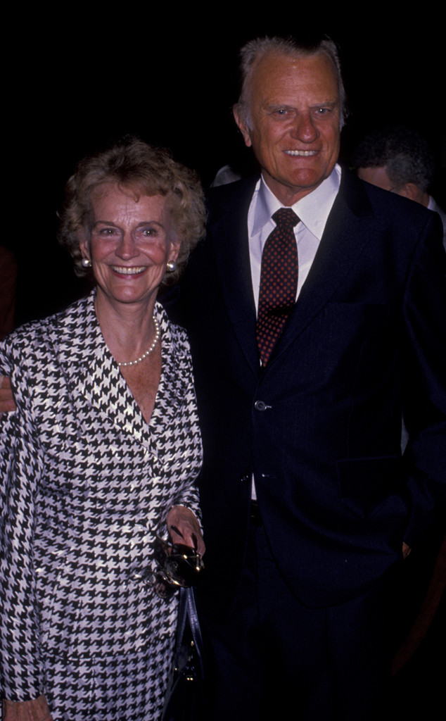 Billy Graham, Ruth Graham