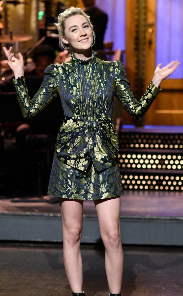 Saoirse Ronan, SNL