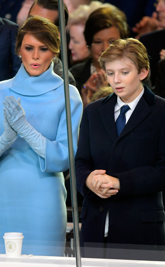 How Barron Trump's White House Life Is Different—and the Same—as