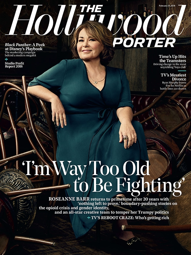 Roseanne, The Hollywood Reporter