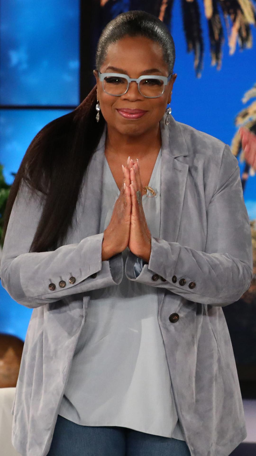 Oprah Winfrey, The Ellen DeGeneres Show