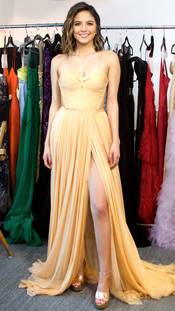 Erin Lim, Snapchat Oscar Dress Pick