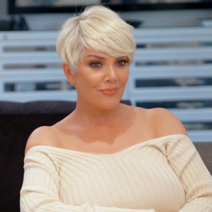 Kris Jenner Channels The Devil Wears Pradas Miranda Priestly With