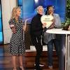 Ellen DeGeneres, Oprah Winfrey, Reese Witherspoon