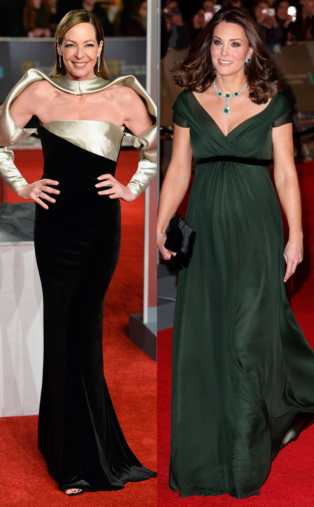 Allison Janney, Kate Middleton