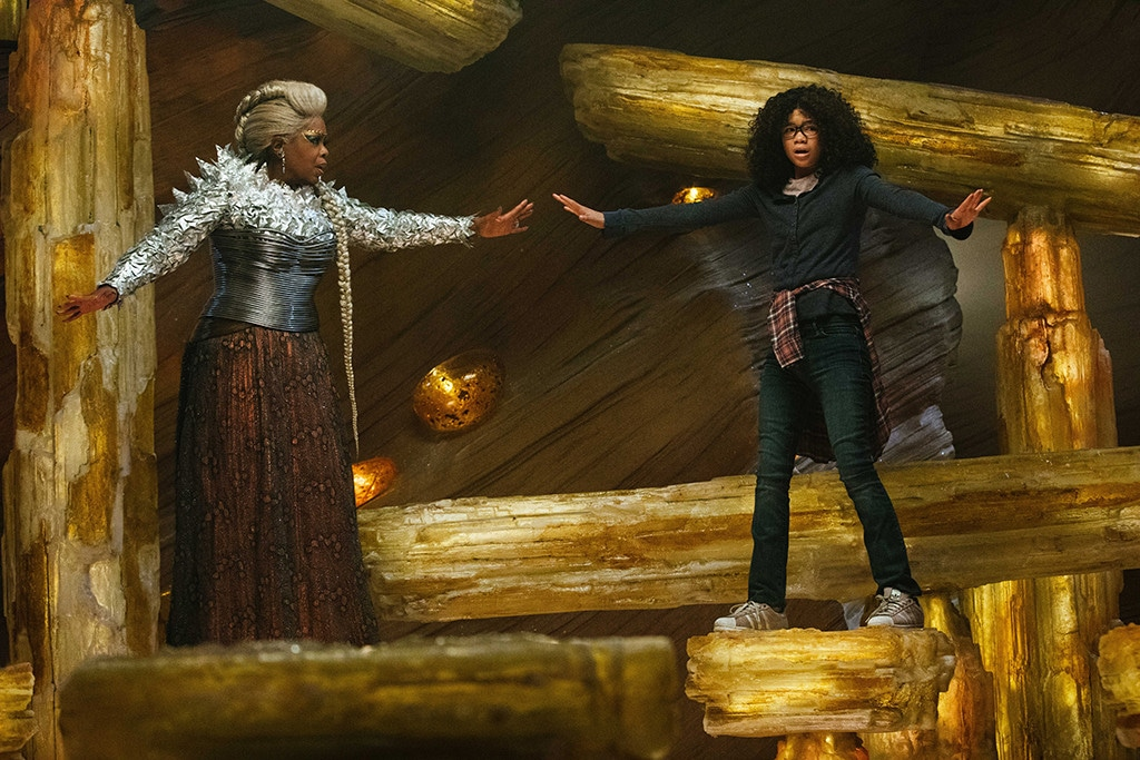 A Wrinkle in Time, Oprah Winfrey, Storm Reid