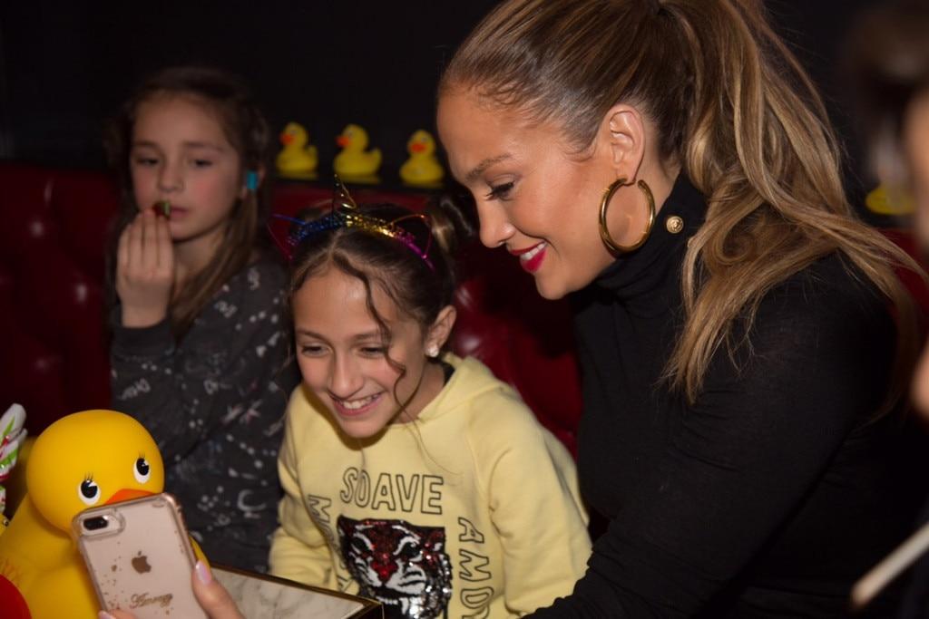 Jennifer Lopez, Max, Emme, 10th Birthday