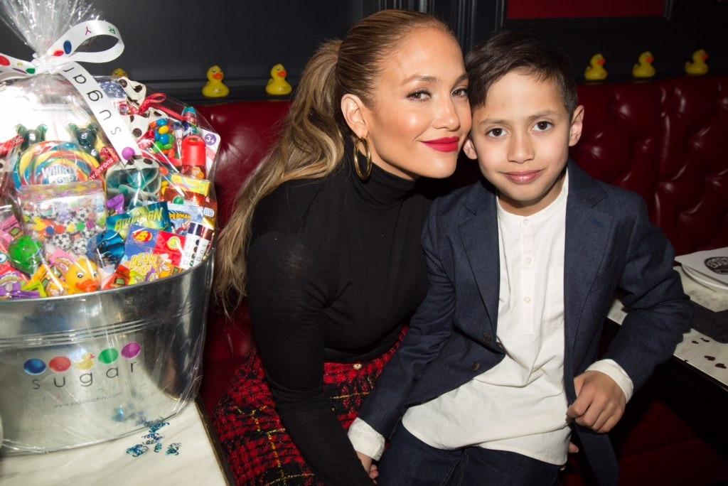 Inside Jennifer Lopez S Twins Super Sweet 10th Birthday Party E Online