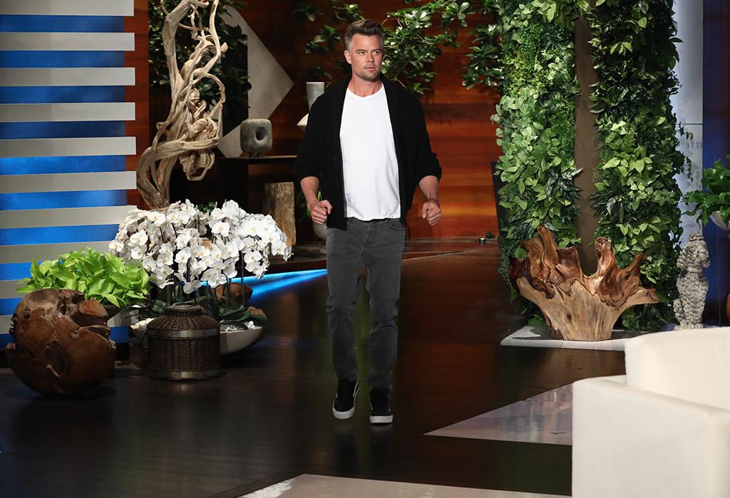 Josh Duhamel, The Ellen DeGeneres Show