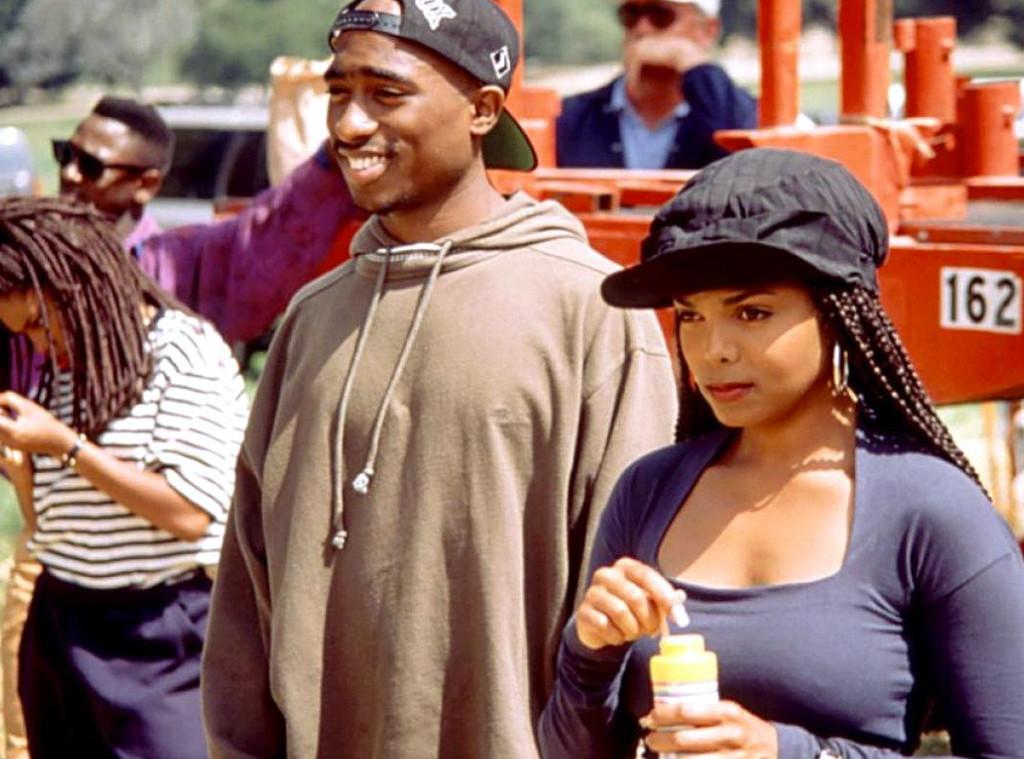Tupac Shakur, Janet Jackson, Poetic Justice