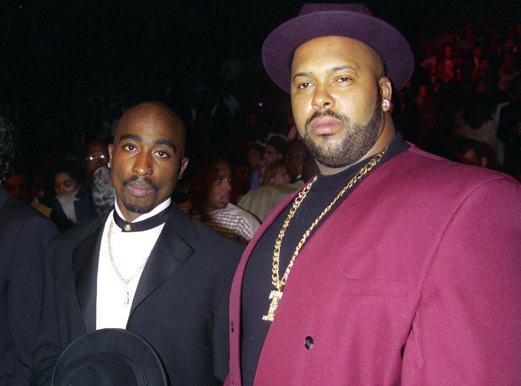 Tupac Shakur, Suge Knight