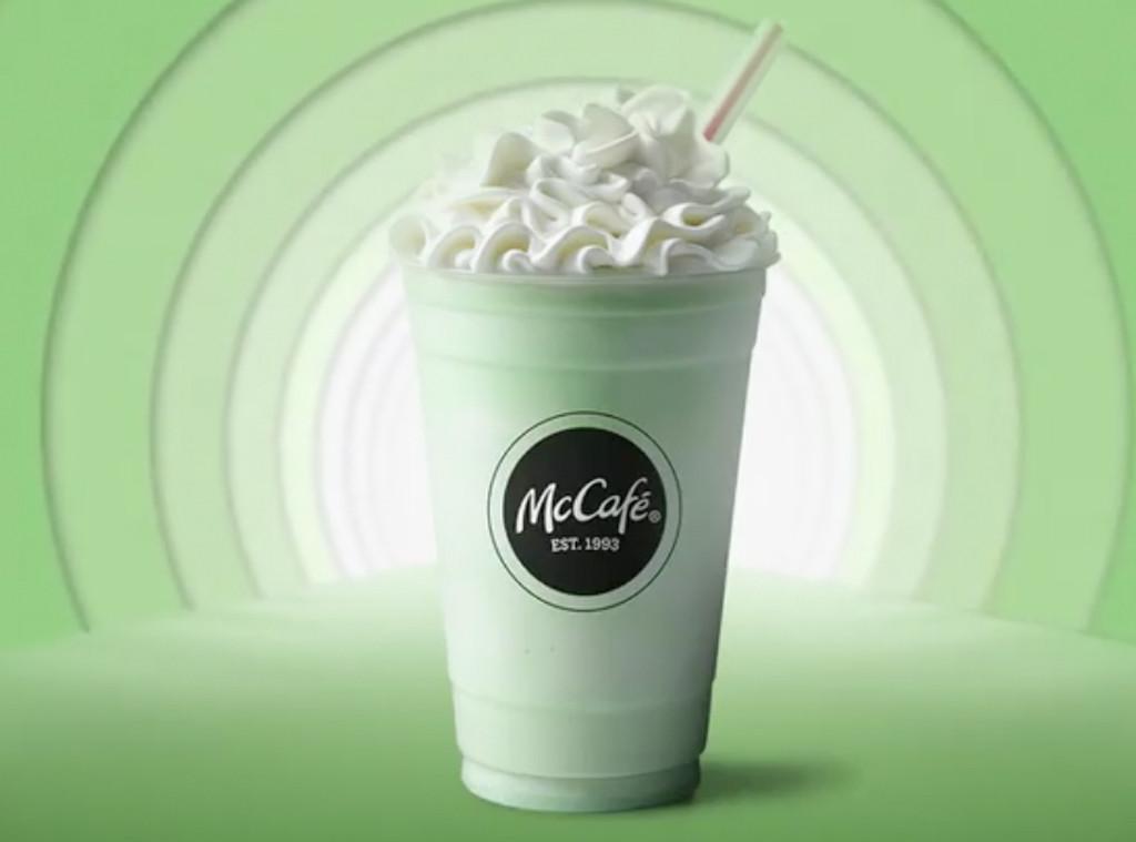 McDonalds, Shamrock Shake