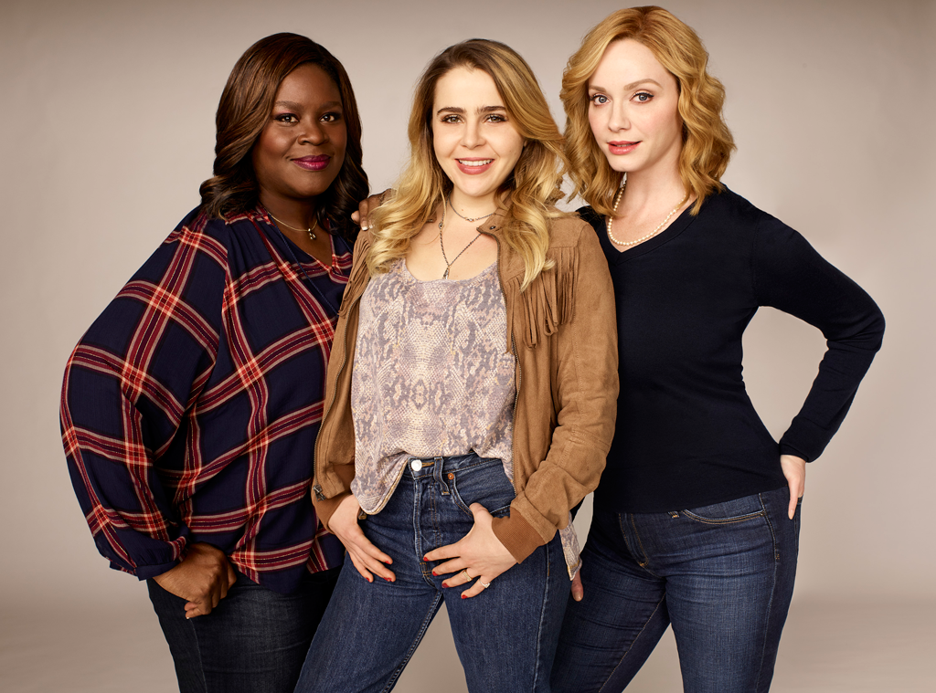Good Girls, Retta, Mae Whitman, Christina Hendricks