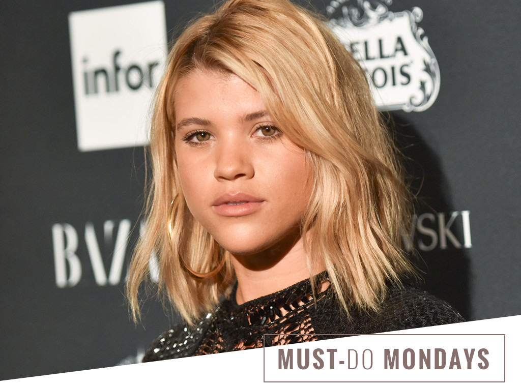 ESC: Must do Monday, Sofia Richie