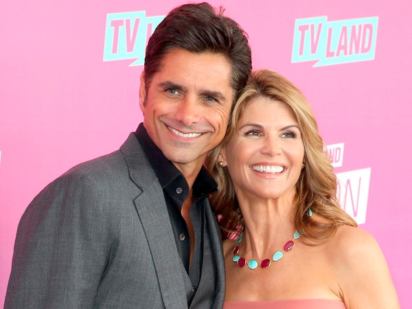 """John Stamos Calls Lori Loughlin's College Scandal a """"Difficult Situation"""""""