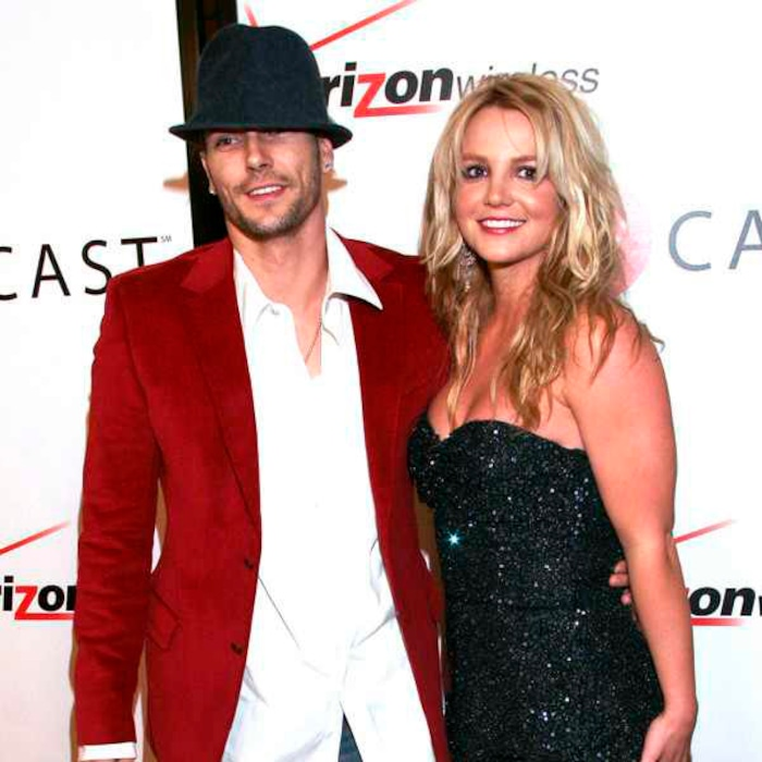 Britney Spears and Kevin Federline in   Negotiations   Over Increased Child  Support Request  5ac43573870