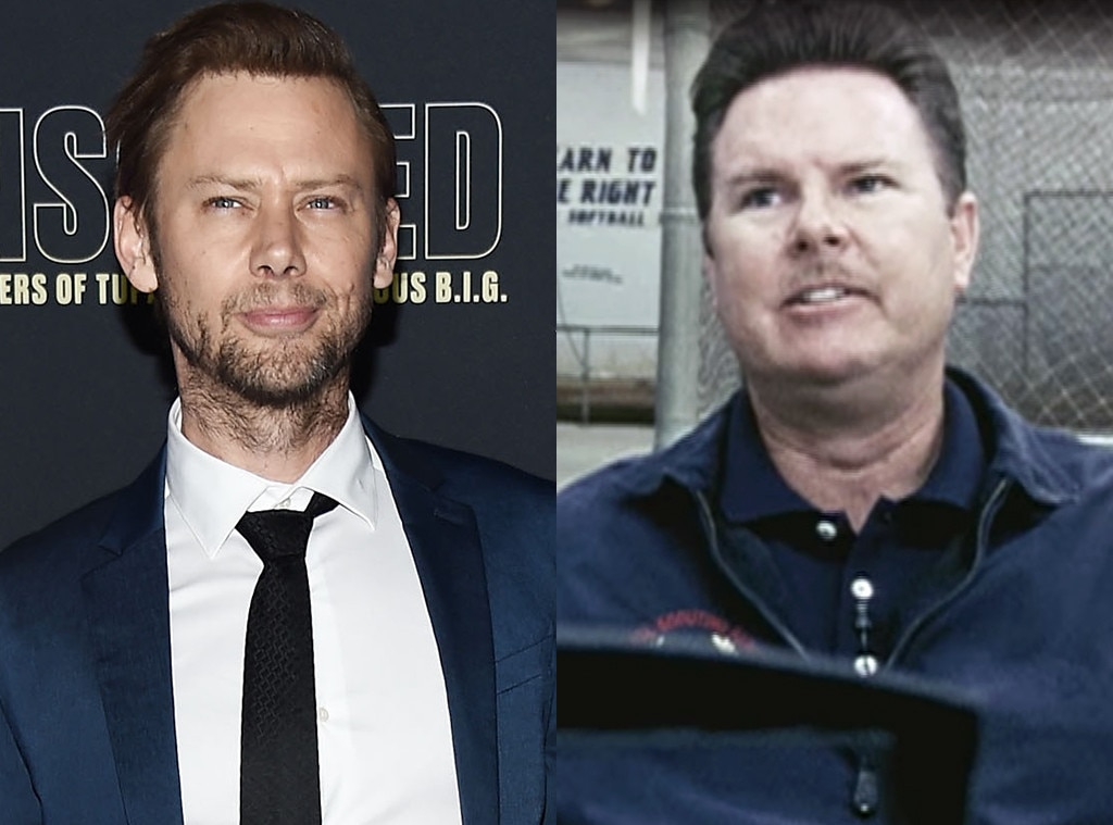 Jimmi Simpson, Detective Russell Poole, Unsolved: The Murders of Tupac and the Notorious B.I.G.