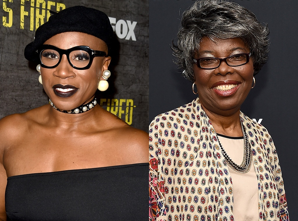 Aisha Hinds, Voletta Wallace, Unsolved: The Murders of Tupac and the Notorious B.I.G.