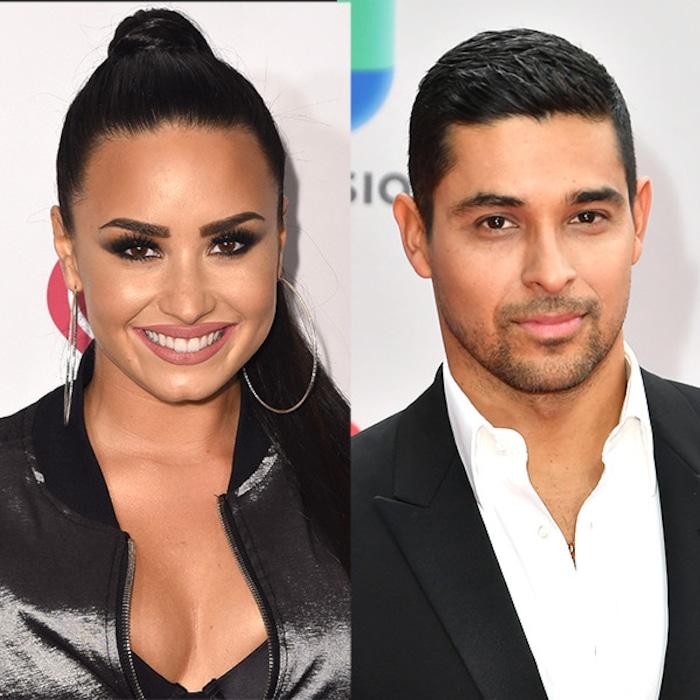 official photos 1e857 d6e93 Demi Lovato and Ex Wilmer Valderrama Reunite Again for Lunch