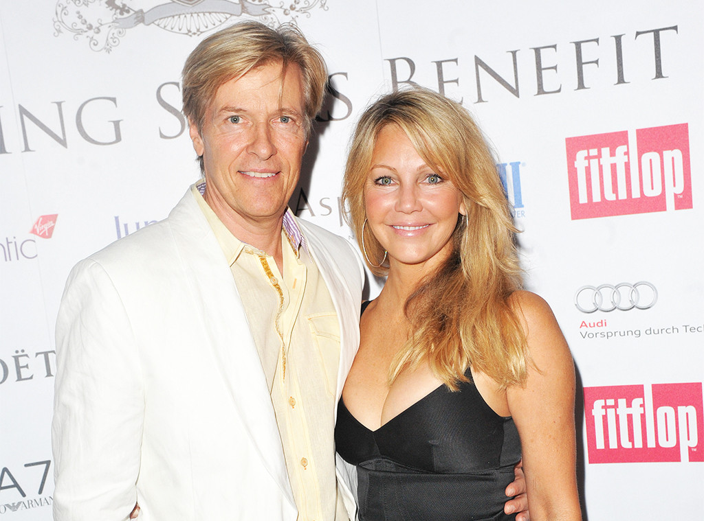 Heather Locklear, Jack Wagner