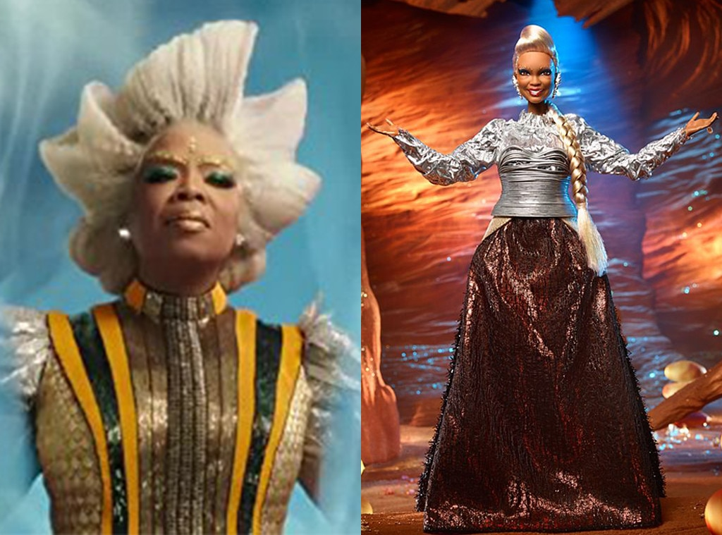 Oprah Winfrey, Barbie