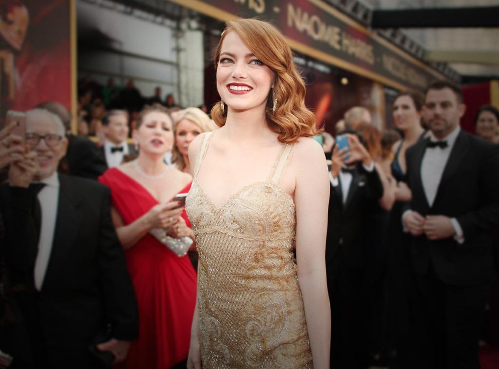 ESC: Oscars Best Dressed Ever, Emma Stone