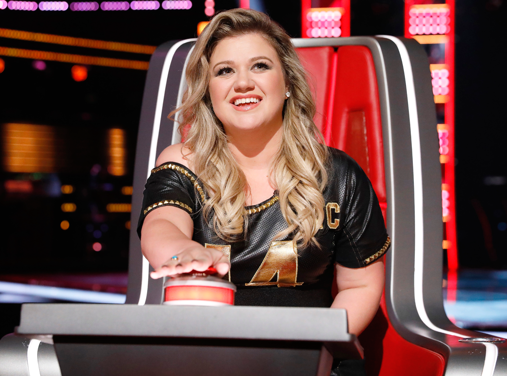 The Voice Season 14 Premiere 6 Times Kelly Clarkson Totally