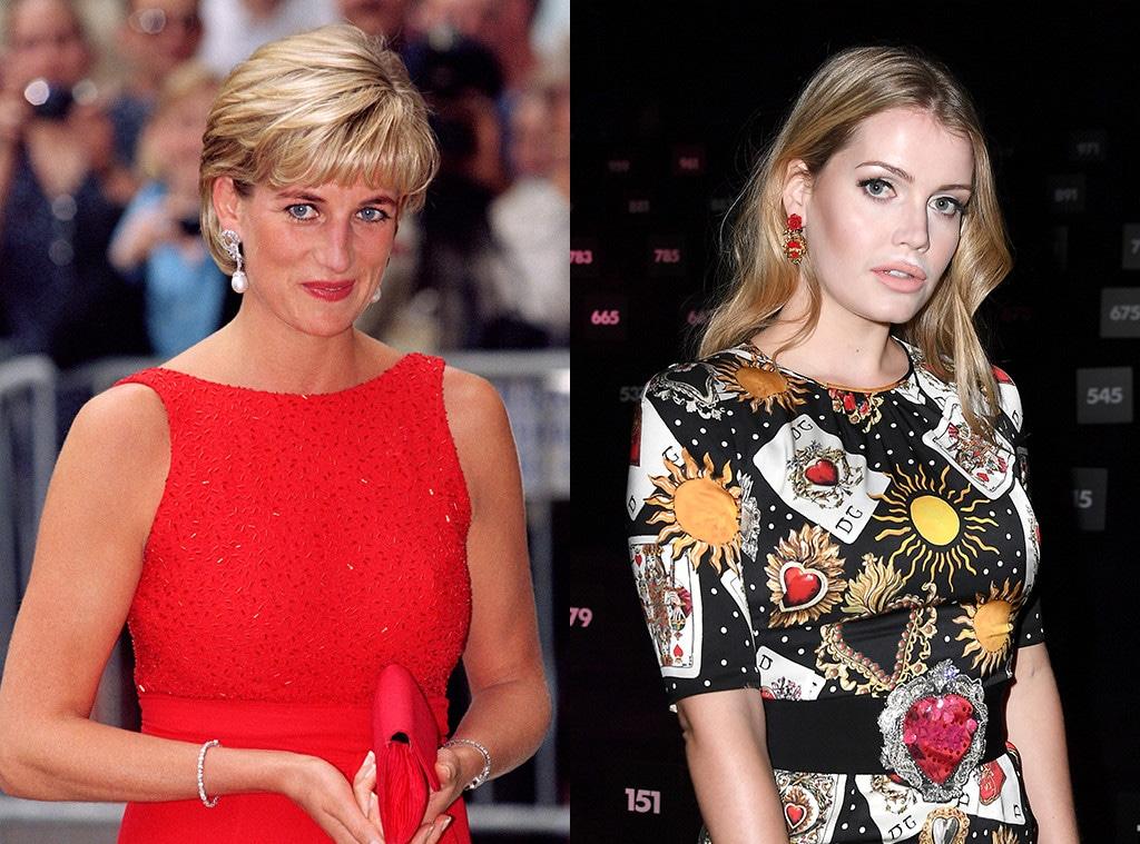 Princess Diana, Lady Kitty Spencer