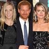 Chelsea Davy, Prince Harry, Cressida Bonas