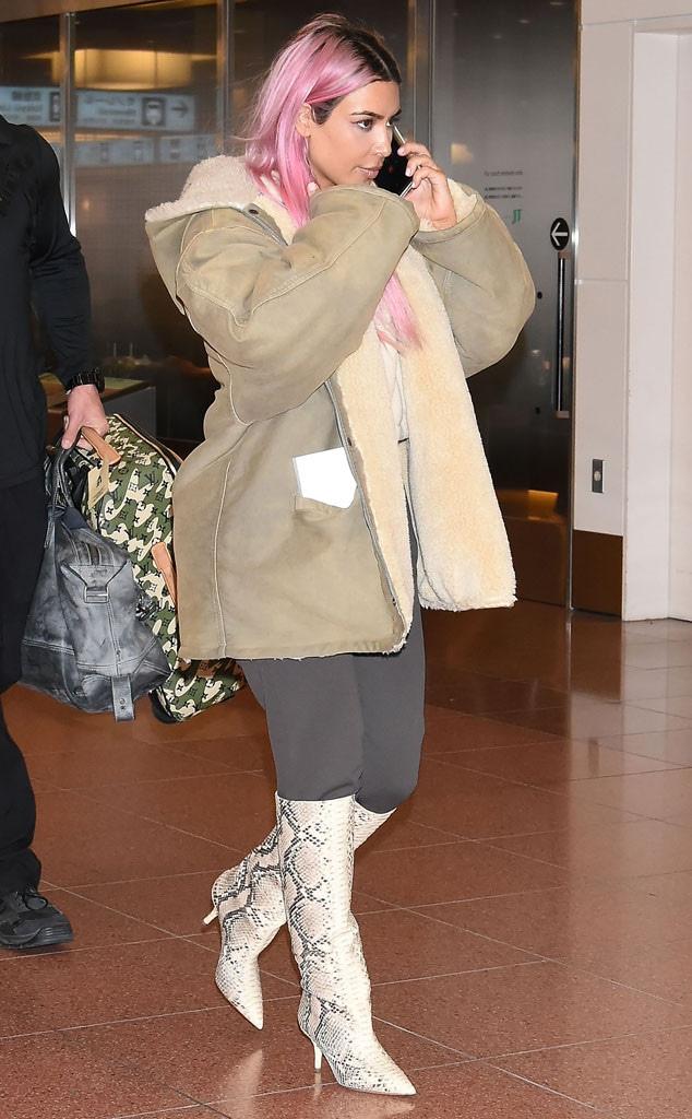 Kim Kardashian, Tokyo
