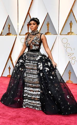 ESC: Janelle Monae, Oscars Best Dressed Ever