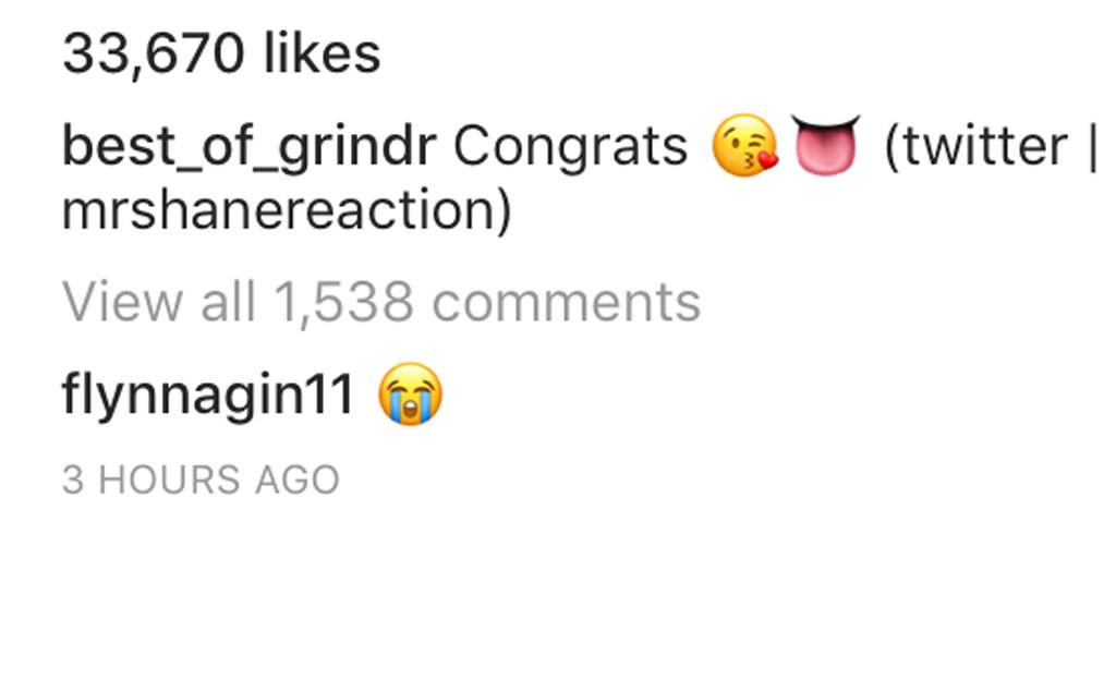 Brandon Flynn, Instagram