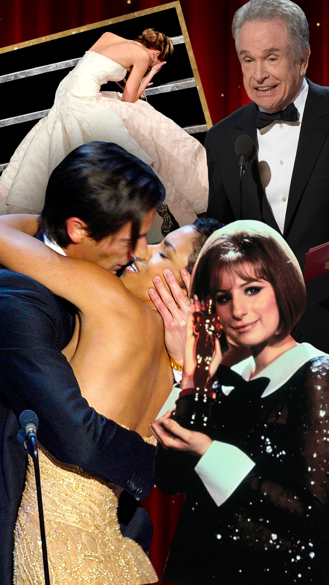 Most Shocking Oscar Moments