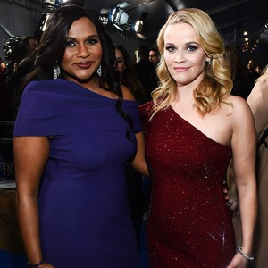 ESC: Reese Witherspoon, Mindy Kaling
