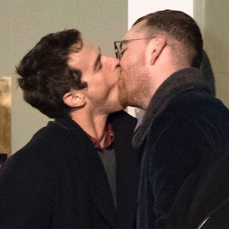 Brandon Flynn Reacts To Passionate Pda Pics With Sam Smith