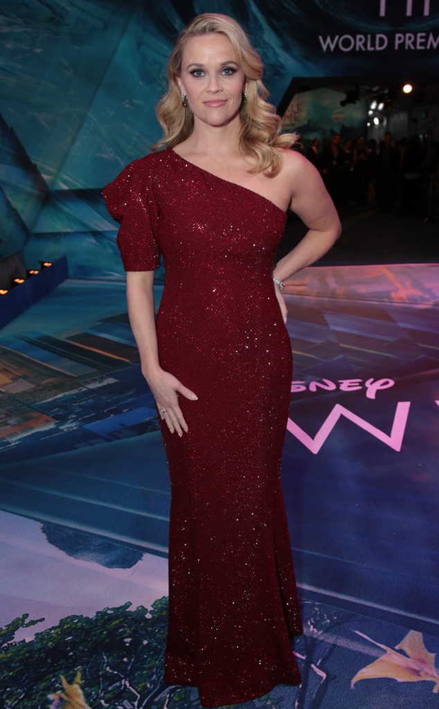Reese Witherspoon, A Wrinkle in Time Premiere