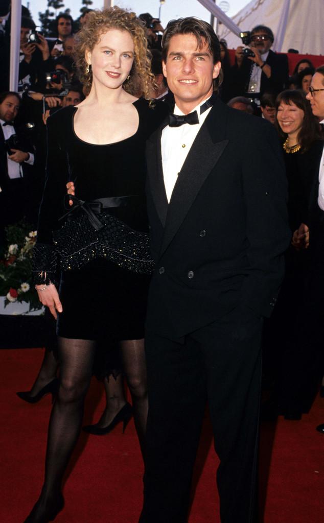 Nicole Kidman, Tom Cruise, Oscars Chic, Oscars Couples