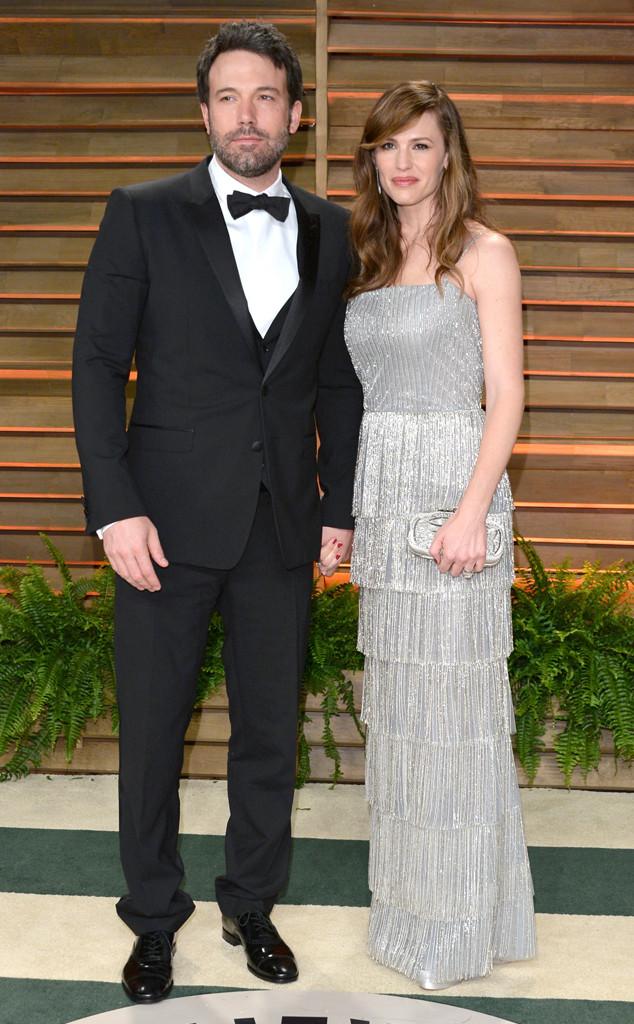 Ben Affleck, Jennifer Garner, Oscars Chic