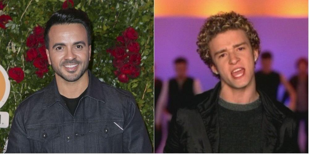 Luis Fonsi, Justin Timberlake