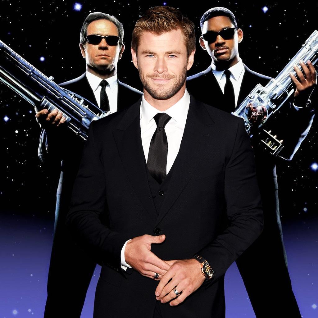 Men in Black, Chris Hemsworth