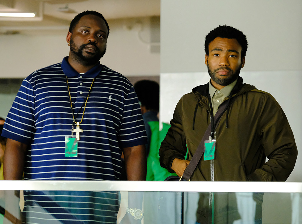 Donald Glover, Bryan Tyree Henry, Atlanta